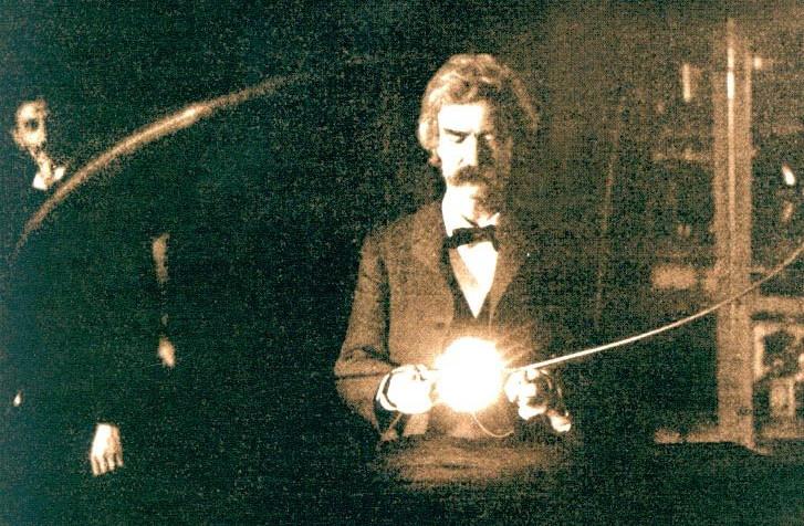 Twain e Tesla