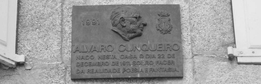 Placa na casa natal de Mondonhedo - Adaptada da orixinal do usuario de Flickr madeira_de_uz - CC BY-NC-SA 2.0