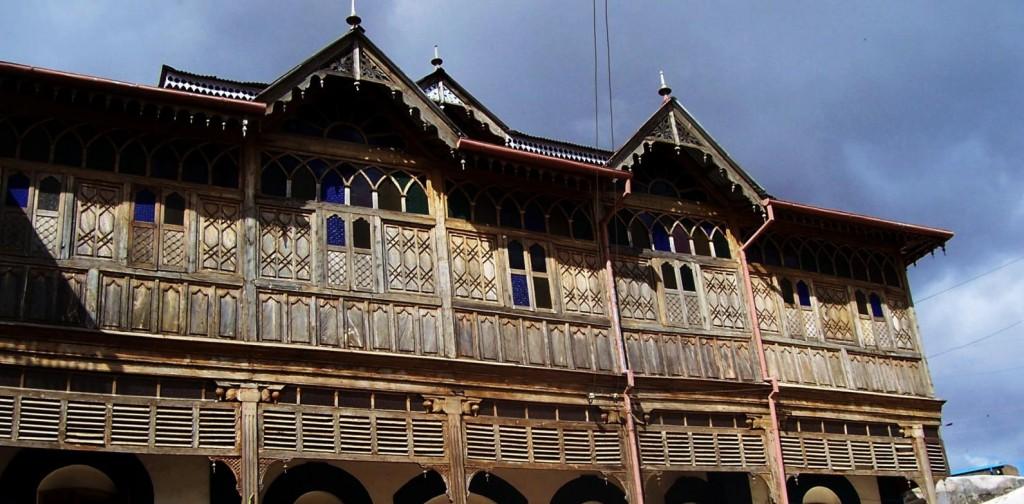 Casa de Rimbaud en Harar - Adaptada da orixinal da usuaria de Flickr Beth - CC BY-NC 2.0